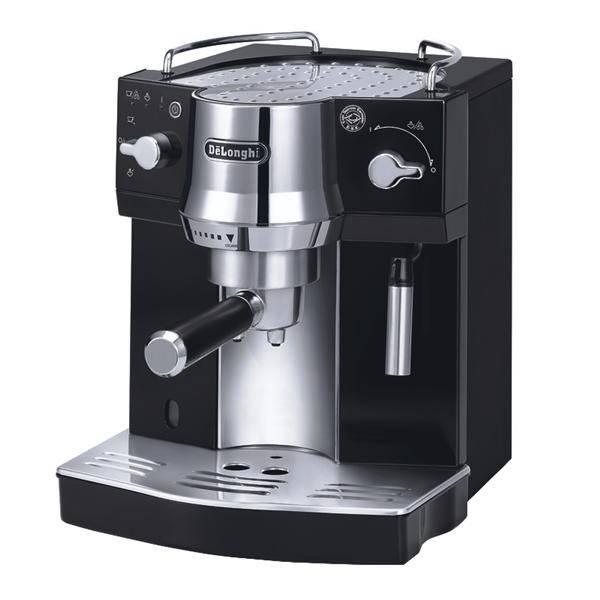 Espresso DeLonghi EC820 recenze