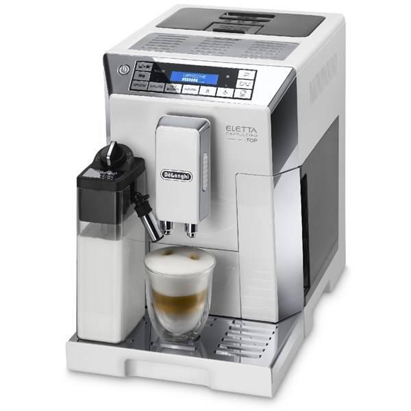 Espresso DeLonghi Eletta ECAM 45 760 recenze