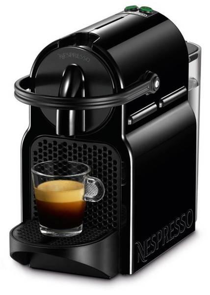 Espresso DeLonghi Nespresso Inissia EN80B recenze