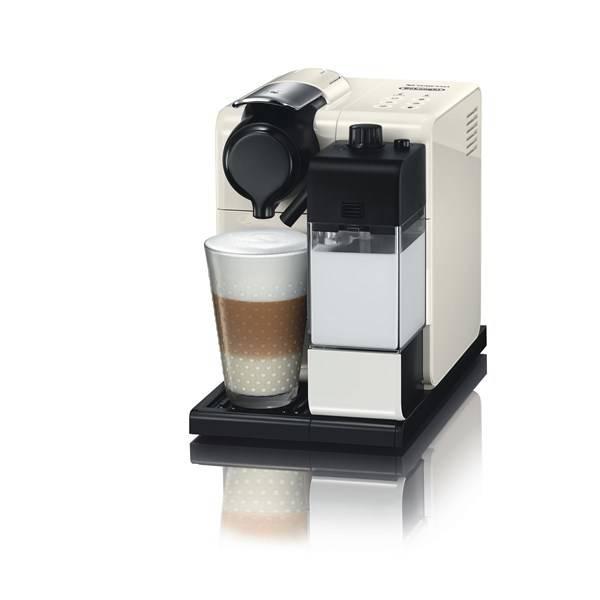 Espresso DeLonghi Nespresso Lattissima Touch EN550 recenze