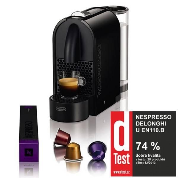 Espresso DeLonghi Nespresso U EN110B recenze