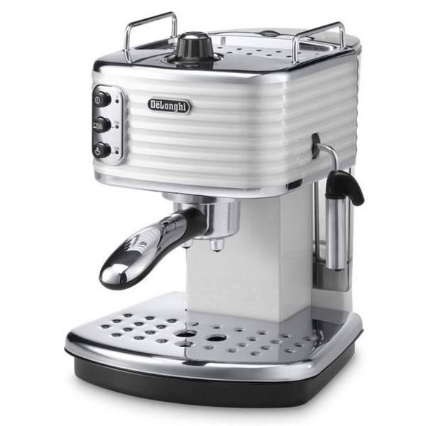 Espresso DeLonghi Scultura ECZ351W recenze