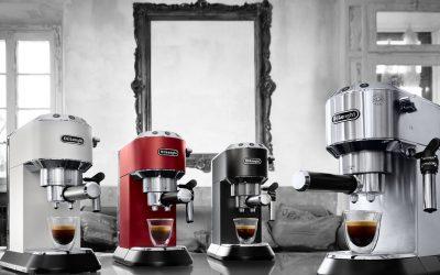 kávovary delonghi recenze