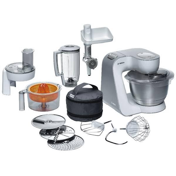 Bosch MUM54240 recenze