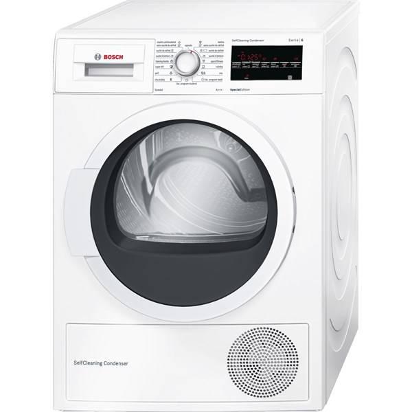 Bosch WTW87467CS recenze