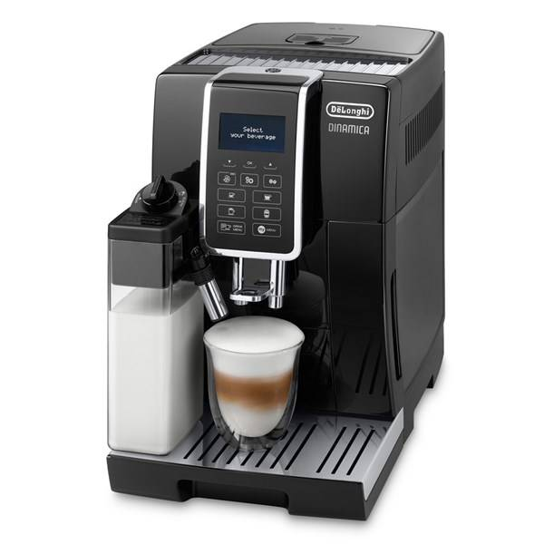 Espresso DeLonghi Dinamica ECAM 350.55 recenze