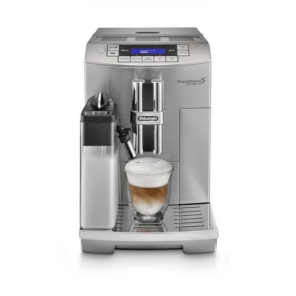 Espresso DeLonghi PrimaDonna S De Luxe ECAM28.465 recenze a test