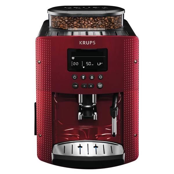 Espresso Krups EA815570 recenze