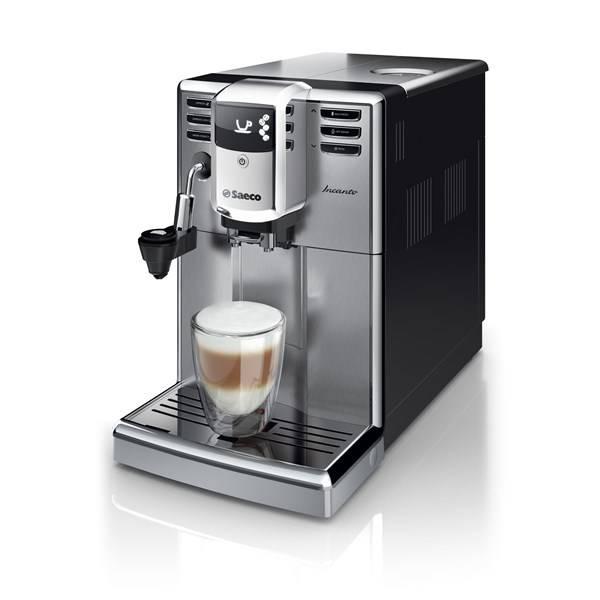 Espresso Saeco Incanto HD8914 recenze a test