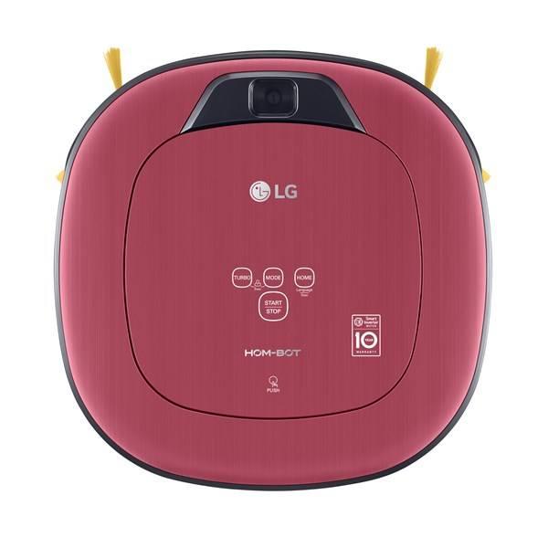 LG Hom-Bot Square VR86010RR recenze