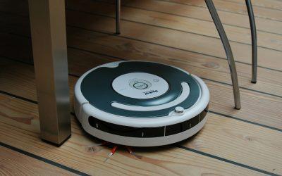 nejlepší robotické vysavače