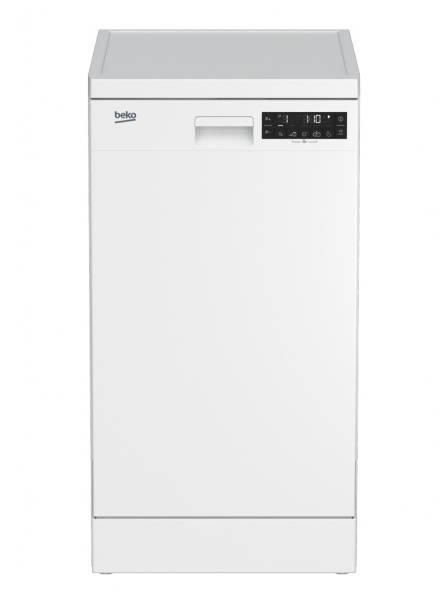Beko DFS 28020 W recenze a test