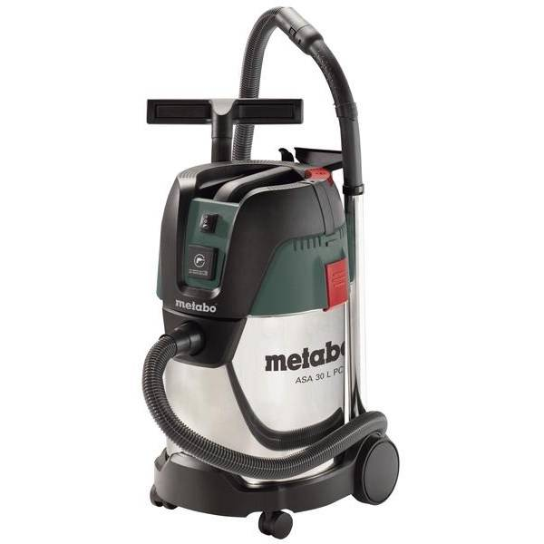 Metabo ASA-30 L PC Inox recenze