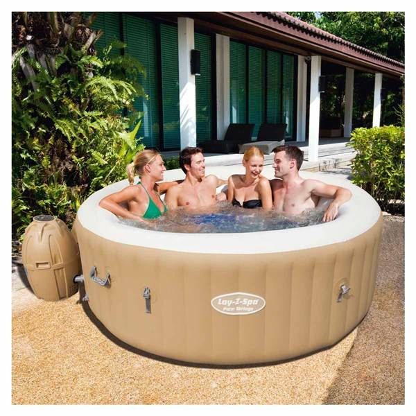 Bestway Lay Z Spa Palm Springs recenze