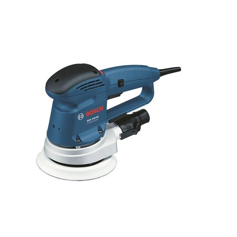 Bosch GEX 150 AC recenze