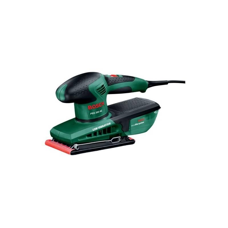 Bosch PSS 200 AC recenze
