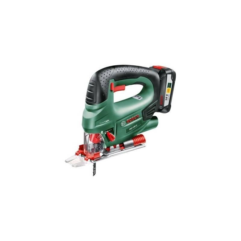 Bosch PST 18 Li recenze