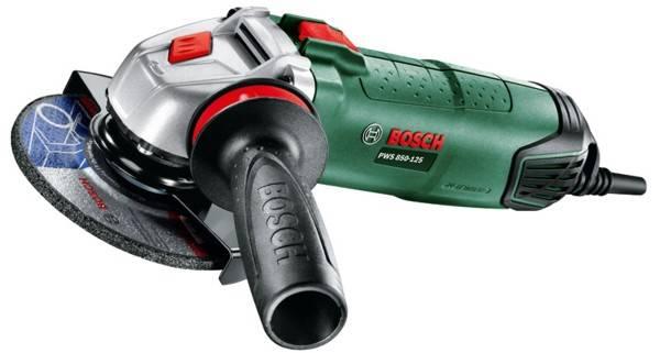 Bosch PWS 850-125 recenze