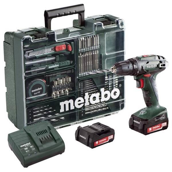 Metabo BS 14 4 Set MD recenze