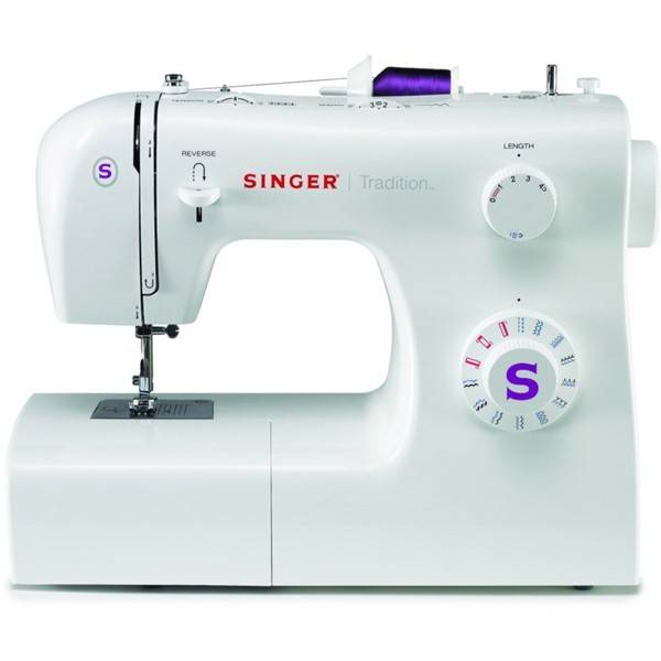 Singer Tradition SMC 2263 recenze