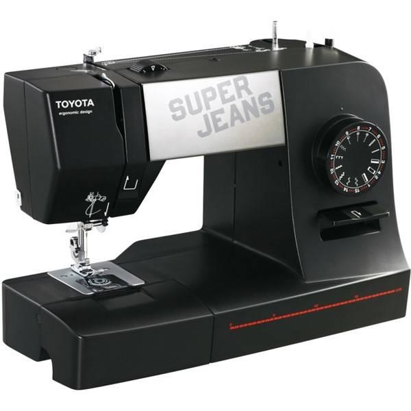 Toyota Super Jeans J15 recenze