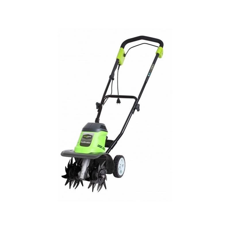 Greenworks GTL9526 recenze
