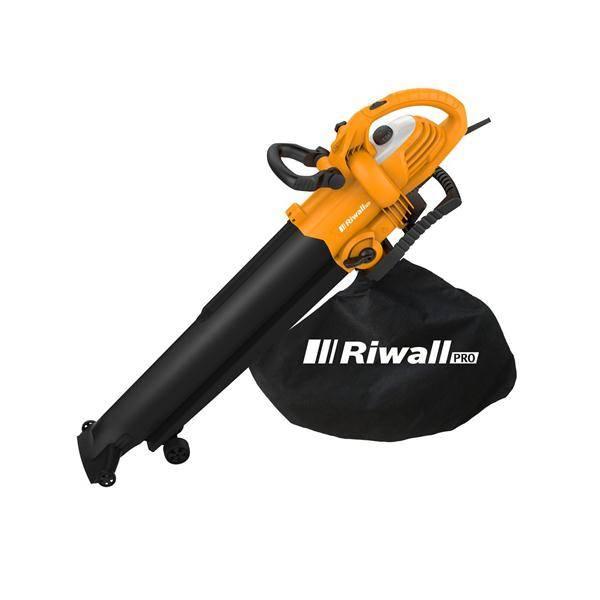 Riwall REBV 3000 recenze