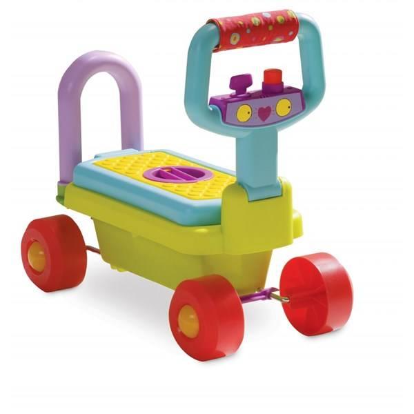 Taf toys 4v1 recenze