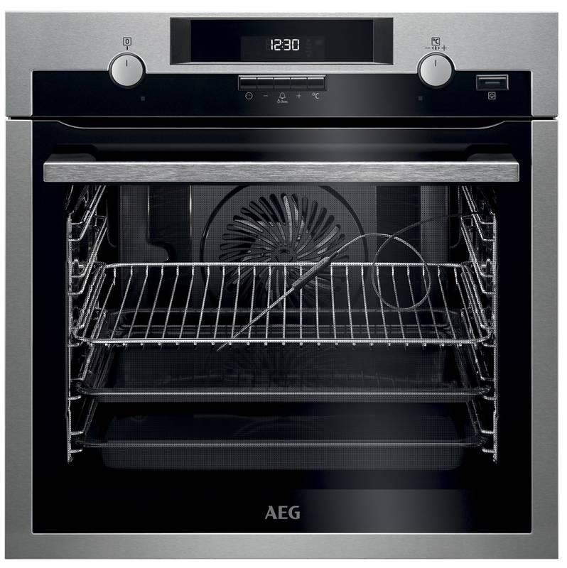 AEG Mastery BPE552320M recenze