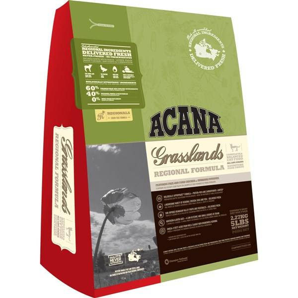 Acana Cat Regionals Grasslands recenze