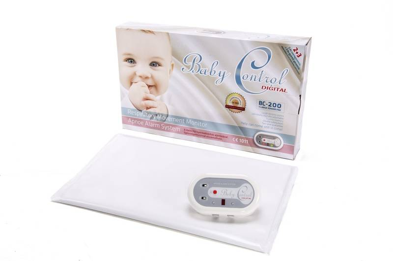 Baby Control BC-200 recenze