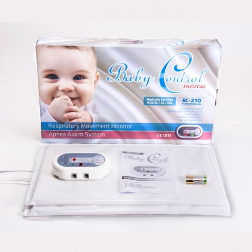 Baby Control BC-210 recenze