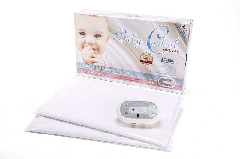 Baby Control BC-220i recenze