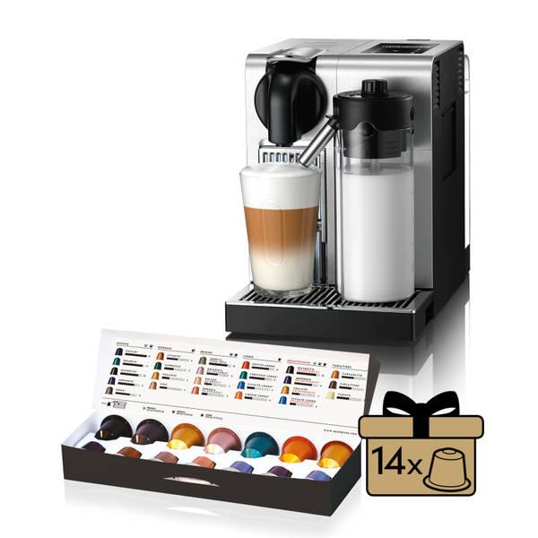 DeLonghi Nespresso Lattissima EN750MB recenze