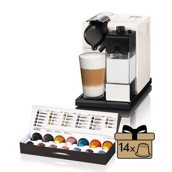 DeLonghi Nespresso Lattissima Touch EN550-W recenze