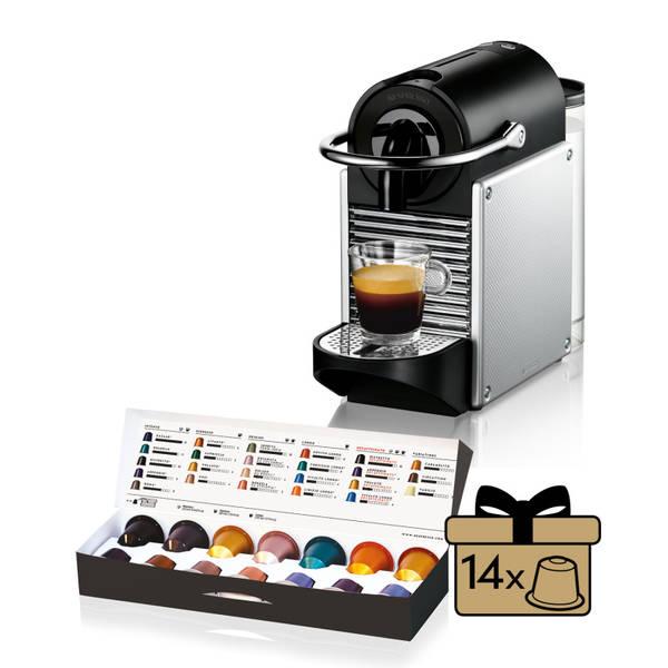 DeLonghi Nespresso Pixie EN125S recenze