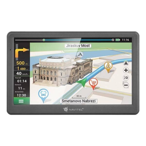 GPS Navitel E700 recenze