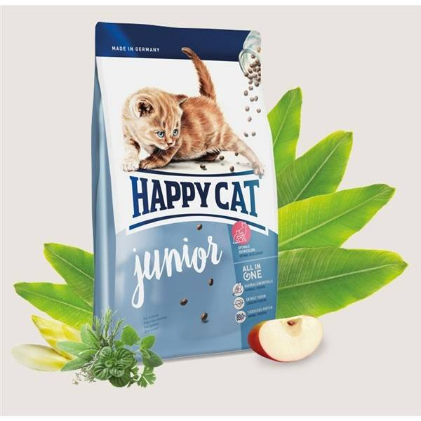 HAPPY CAT Junior recenze