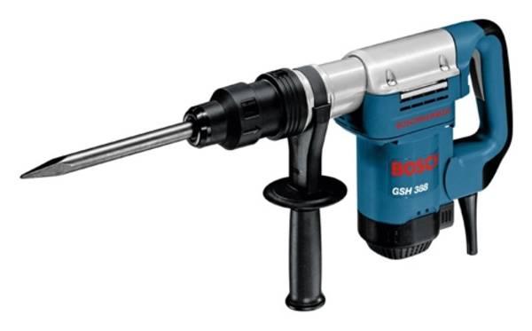 Bosch GSH 388 Professional recenze