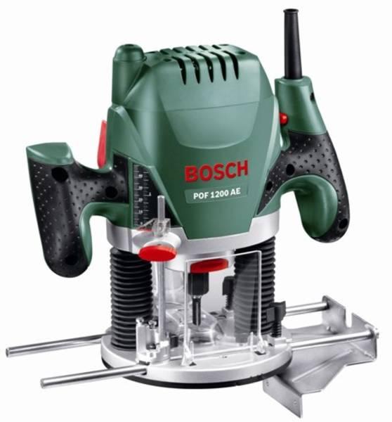 Bosch POF 1200 recenze
