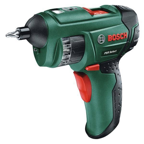 Bosch PSR 3-6 S recenze