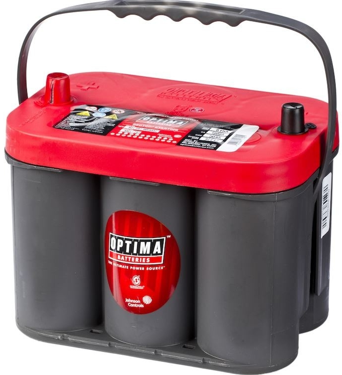 Optima Red Top C-4.2 12V 50Ah 815A recenze
