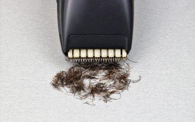 zastřihovač vousů