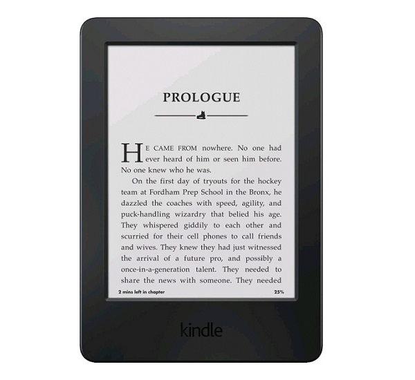 Amazon Kindle 8 Touch recenze