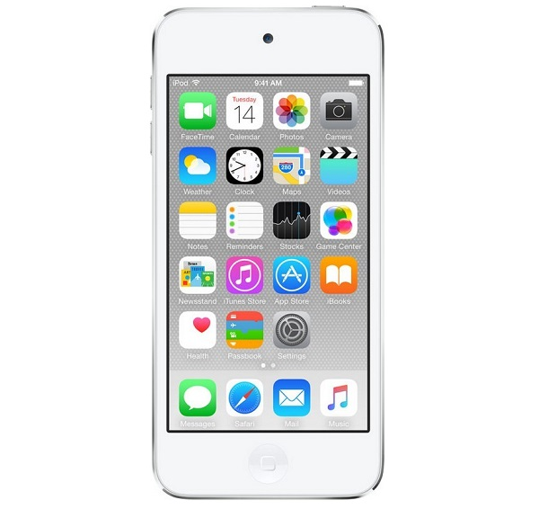 Apple iPod touch 6 recenze