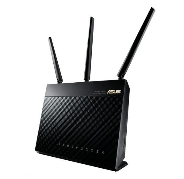 Asus RT-AC68U recenze