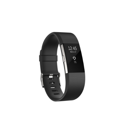 Fitbit Charge 2 L recenze