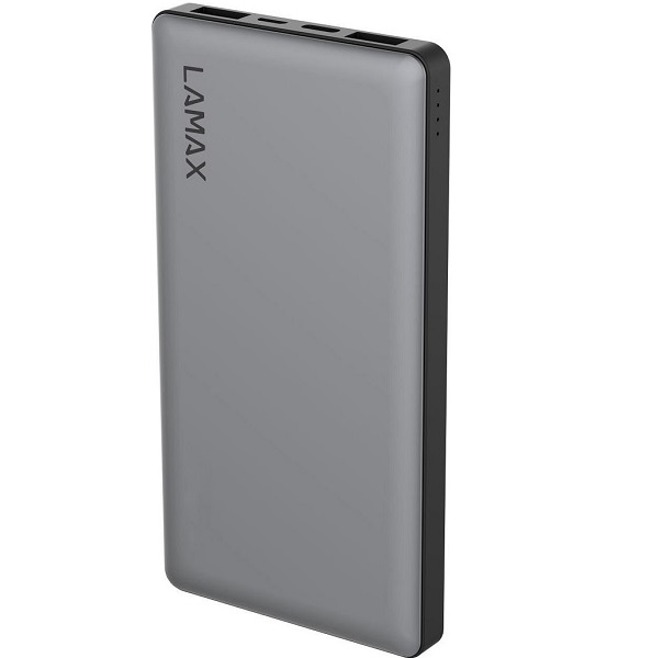 LAMAX 10000 mAh Quick Charge recenze