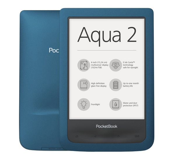 PocketBook 641 Aqua-2 recenze