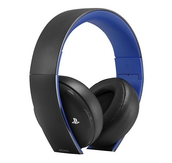 Sony PS4 Wireless Stereo-Headset recenze
